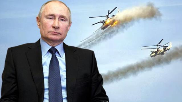 Rusya'dan dünyaya meydan okuma! Putin, saldırı robotlarını ilk kez tanıttı